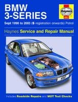 Haynes Workshop Repair Manual BMW 3 SERIES 98 - 03
